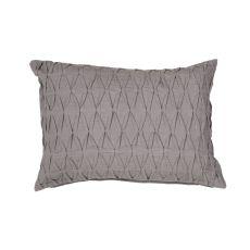Modern/Contemporary Pattern Cotton And Linen Petal Down Fill Pillow