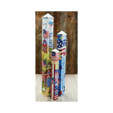 American Home Garden Poles (set of 3)