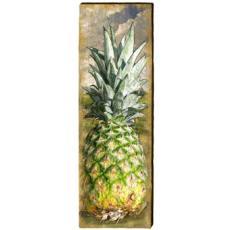 Pineapple Wood Art