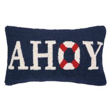 Ahoy Hook Pillow 9X16 in.