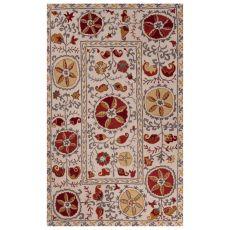 Tribal Pattern  Wool Poeme Area Rug