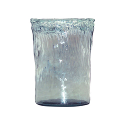 Maya Medium Vase In Light Grey