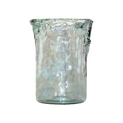 Maya Large Vase In Light Grey