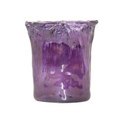 Maya Medium Vase In Purple