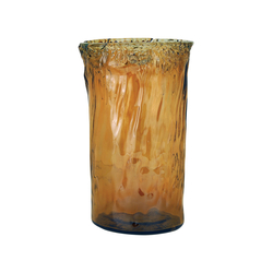 Maya Extra Large Vase In Dark Brown