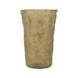 Rhea 12.3-Inch Vase In Textured Fennel