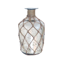 Cassieo Bottle Vase 10.875-Inch