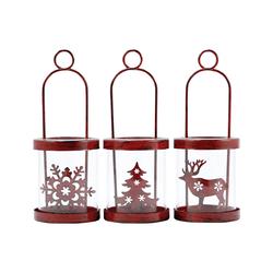 Heartland Set of 3 Mini Lanterns