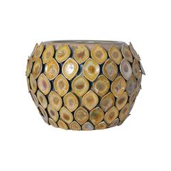 Leif Round Vase