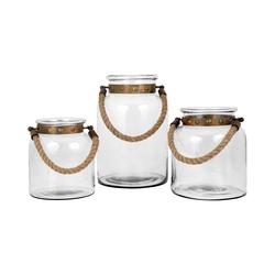 Calico Set of 3 Lanterns