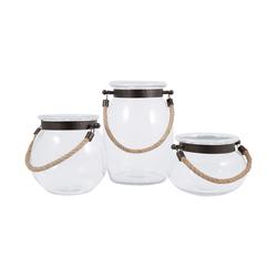 Watertown Set of 3 Lanterns