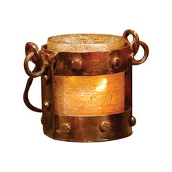 Mission Votive Lantern In Artifact Multi