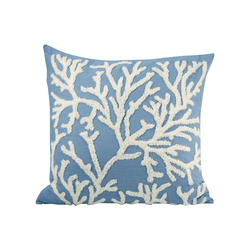 Coralyn 20x20 Pillow In Cool Waters