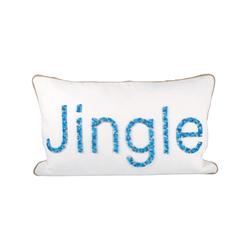 Jingle 20x12 Pillow
