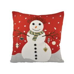 Snowman 20x20 Pillow