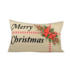 Holiday Package 26x16 Lumbar Pillow