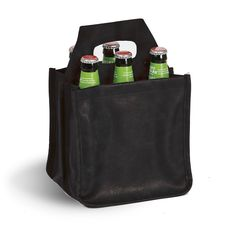 Black 6 PACK CARRIER II BLACK