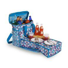 Merritt Cooler Bag, Sea Glass