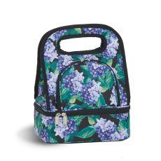 Savoy Lunch Bag, Hydrangea