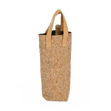 Cork Cork Tote Single Bottle Bag, Cork