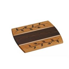 American Hardwood Conestoga Serving Board, Cherry