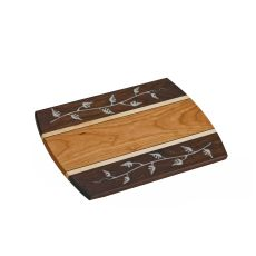 American Hardwood Conestoga Serving Board, Walnut