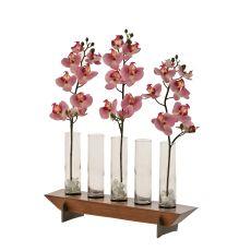 Village 5 Vase Set