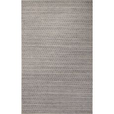 Tribal Pattern Wool And Viscose Prism Area Rug