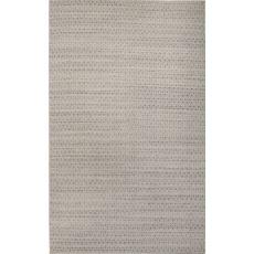Flatweave Tribal Pattern Gray/Taupe Wool And Art Silk Area Rug (9X12)