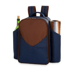 Millbrook 2 Person Picnic Backpack Picnic set Navy