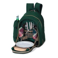 Green Endeavor 2 Person Picnic Backpack