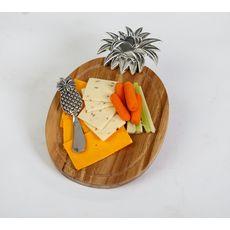 Pineapple Tropical Cheese Board