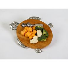 Turtle Tropical Cheese Board