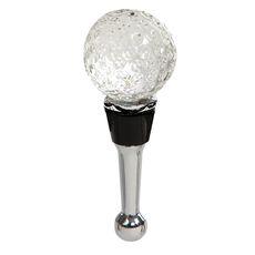 Golf ball Golf Ball Bottle Stopper