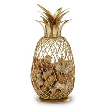 Pineapple Cork Caddy Pineapple