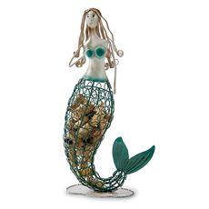 Mermaid Cork Caddy Mermaid