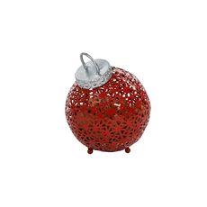 Light up Ornament Cap Caddy Ornament