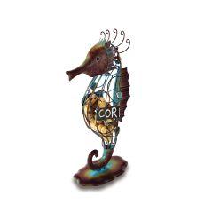 Seahorse Wine Cork Holder