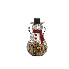 Snowman Cap Caddy Snowman