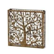 Tree Cork Caddy Box-Tree of Life