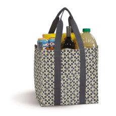 Coated Canvas Moxie Town Tote, Mosaic