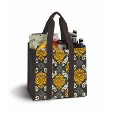 Coated Canvas Moxie Town Tote, Provence Flair