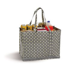 Coated Canvas Moxie Family Tote, Mosaic