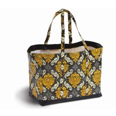 Coated Canvas Moxie Family Tote, Provence Flair