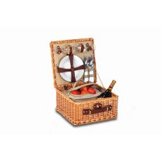 Baxter 2 person picnic basket - Beach Picnic Basket