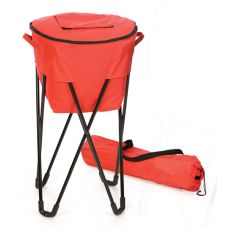 Tub Cooler, Red