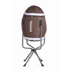 Football Cooler, Brown