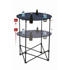 Scrimmage Tailgate Table, Navy