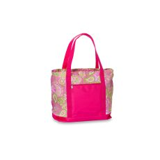 LIDO Two in One Cooler Bag, Pink Desire