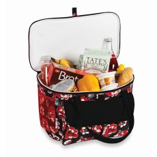 Avanti Cooler Tote, Red Carnation